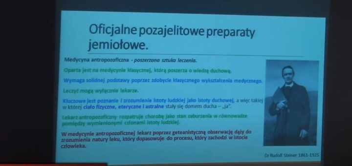 Preparaty jemiołowe w medycynie antropozoficznej