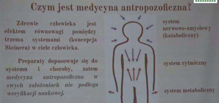Jemioła w medycynie antropozoficznej