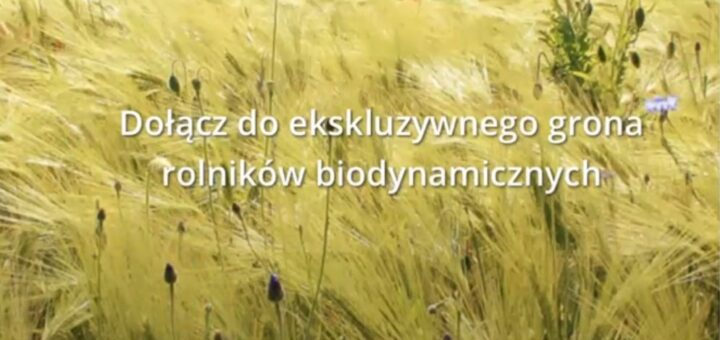 Biodynamika w ogrodzie i uprawie roślin