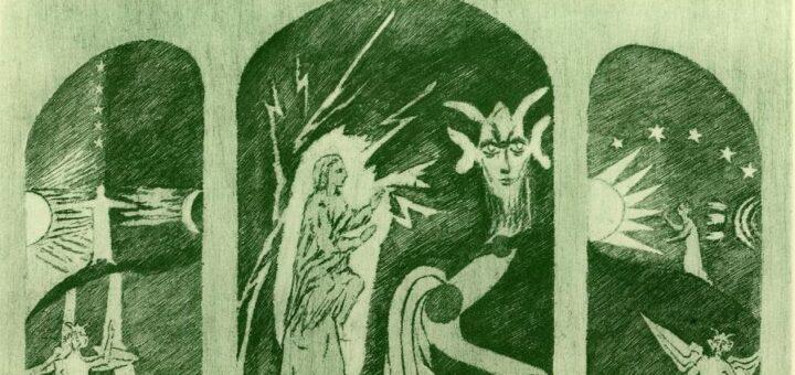 Duchowa kosmogonia