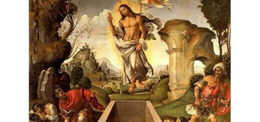 Zmartwychwstanie Boga w sercu człowieka