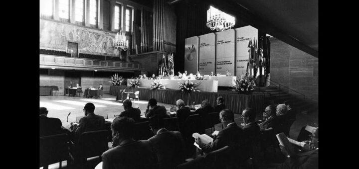 Światowa Konferencja Mocy w 1924 r.