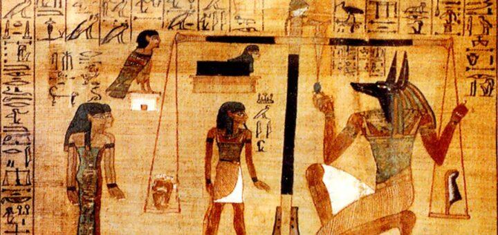 Ewolucja człowieka i świata w świetle misteriów egipskich
